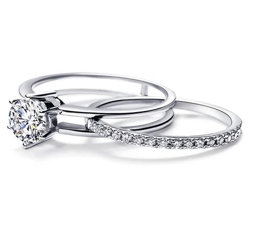 Clic Diamond Ring Settings The