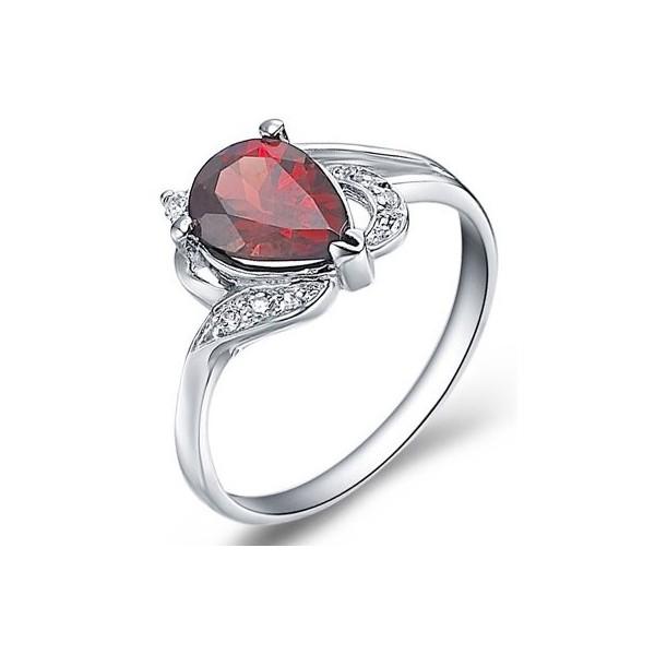 lovely garnet wedding rings 19 especially inspiration design - Garnet Wedding Rings