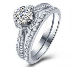Engagement Rings and Wedding Band Wedding sets Bridal Sets