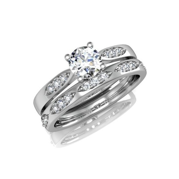 Izyaschnye wedding rings bridal wedding ring set uk for Wedding ring sets uk