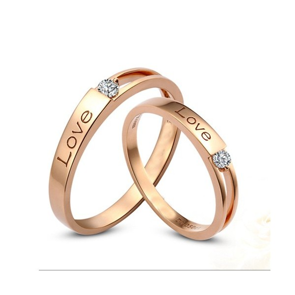 rings fascinating matching diamond gold wedding couple for promise heart couples diamonds shaped