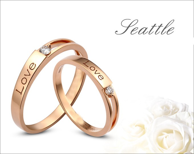 Matching Engagement Rings For Couples Uk