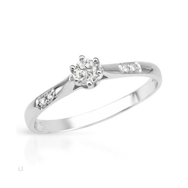 1 4 carat promise ring on sale jeenjewels