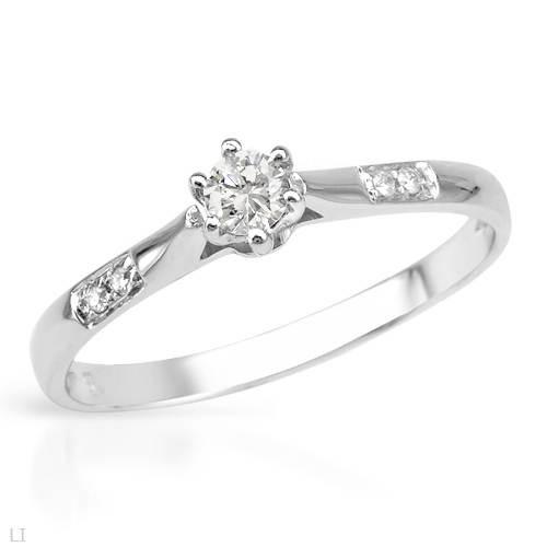 1 4 carat promise ring on sale jeenjewels