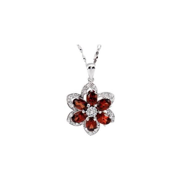 Flower antique 25 carat garnet pendant necklace for women on sale flower antique 25 carat garnet pendant necklace for women on sale aloadofball Choice Image