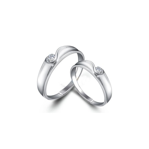 inexpensive couples matching wedding ring bands on sale - Couples Wedding Rings