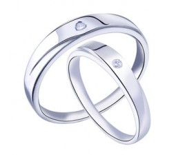 Inexpensive Couples Matching Wedding Ring Bands on sale