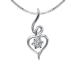 1 Carat Diamond Pendant