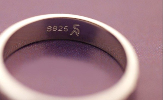 Intimate Love Couples Matching Promise Wedding Rings