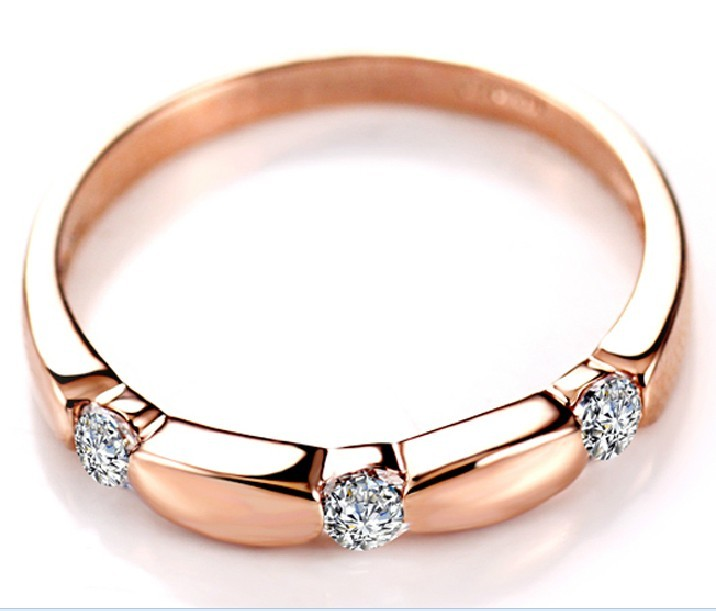 wedding bands diamond wedding band for women in 10k rose gold