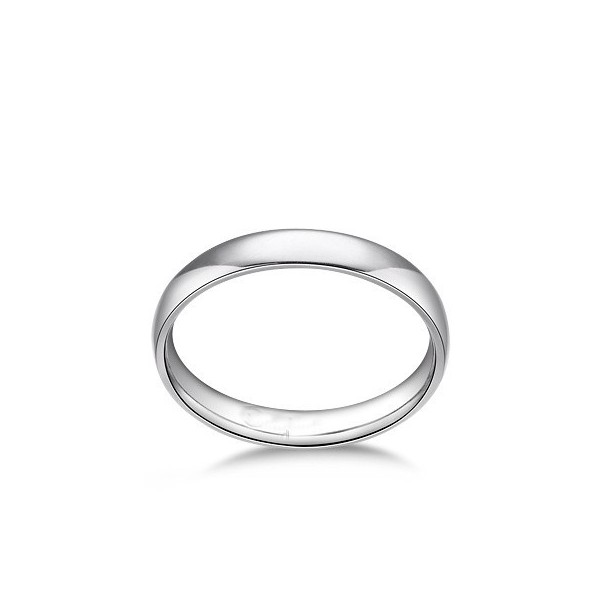 Classic Men's Wedding Ring Band