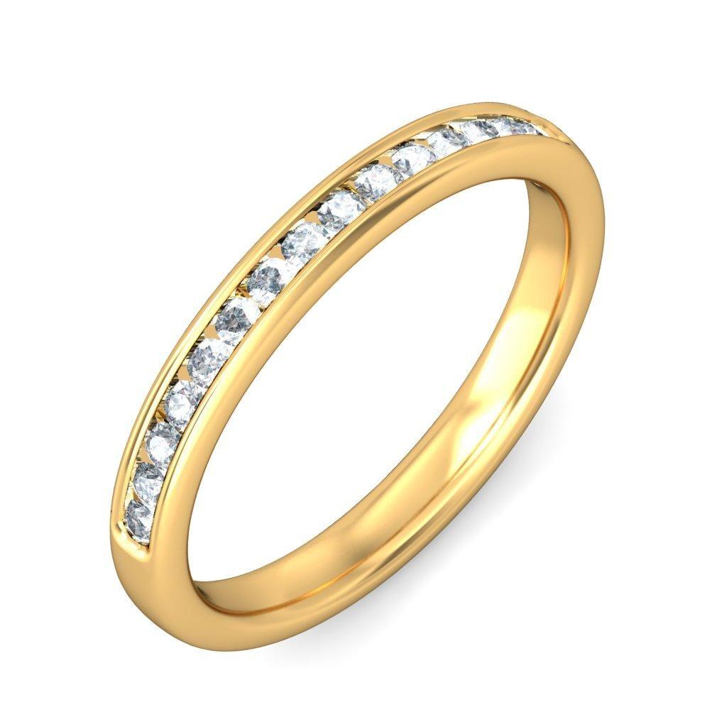Diamond Wedding Bands Under