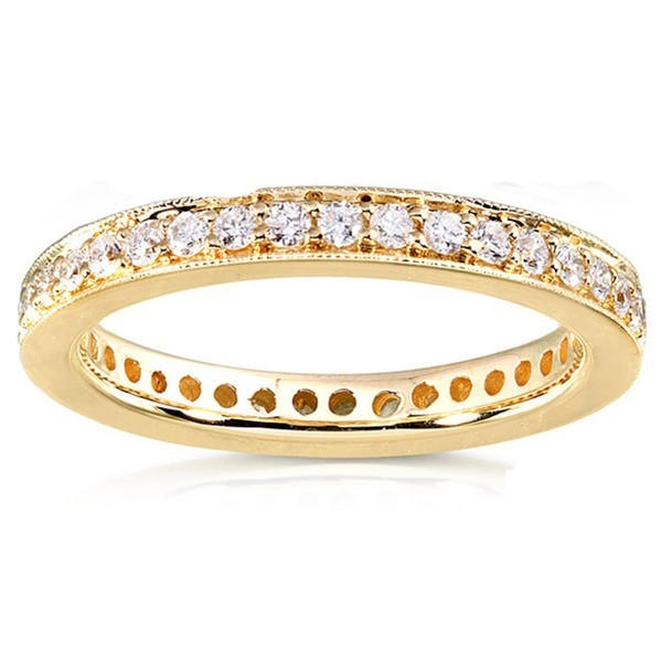 design round diamond wedding band for women in gold jeenjewels