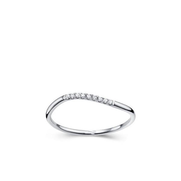 14 carat diamond women wedding band ring on 14k white gold - Cheap Womens Wedding Rings