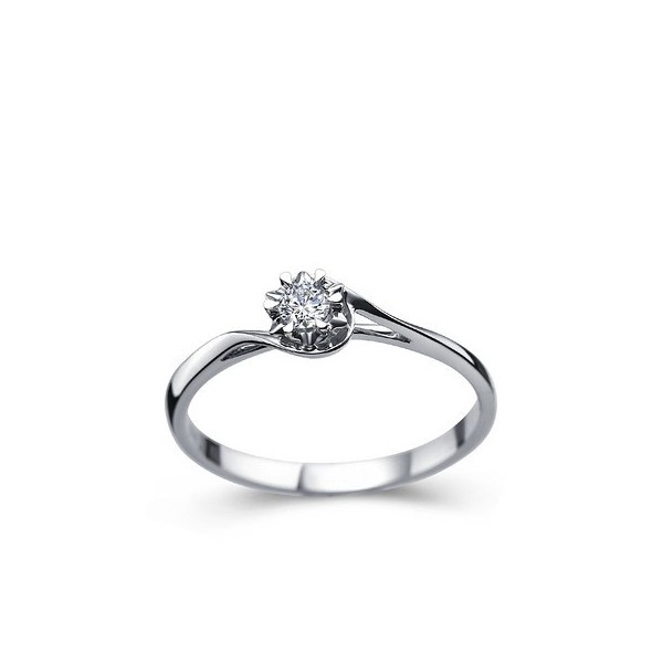 inexpensive engagement ring promise ring solitaire rings