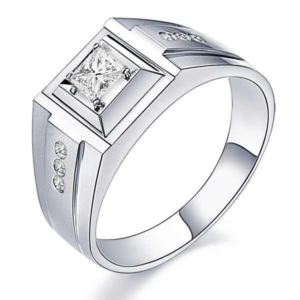 Mens Wedding Ring JeenJewels