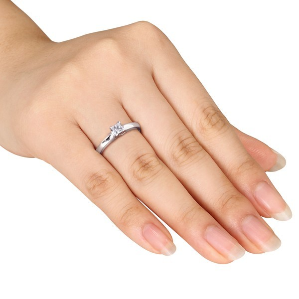 ring diamond cut rings princess engagement carat on june half alluring solitaire sale