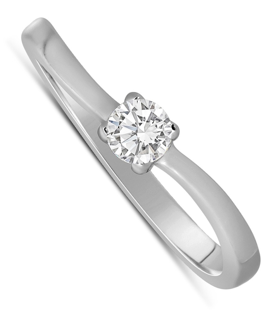 KayOutlet  Diamond Solitaire Ring 1 34 Carat Roundcut