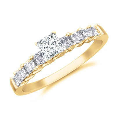 Engagement rings gt diamond rings gt inexpensive diamond engagement ring