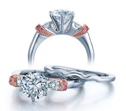 Rose Gold Engagement Rings Rose Gold Rings Rose Gold Wedding