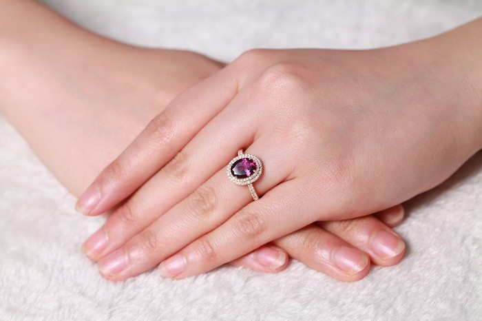 pink cut engagement ruby rings sapphire princess