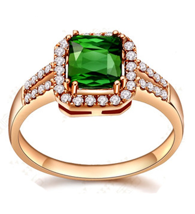 Ladies 202 Carat Emerald Cut Diamond and Platinum Ring