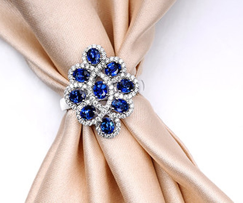 ring engagement michelle light blue jacobs carat barbara pin jewelry sapphire