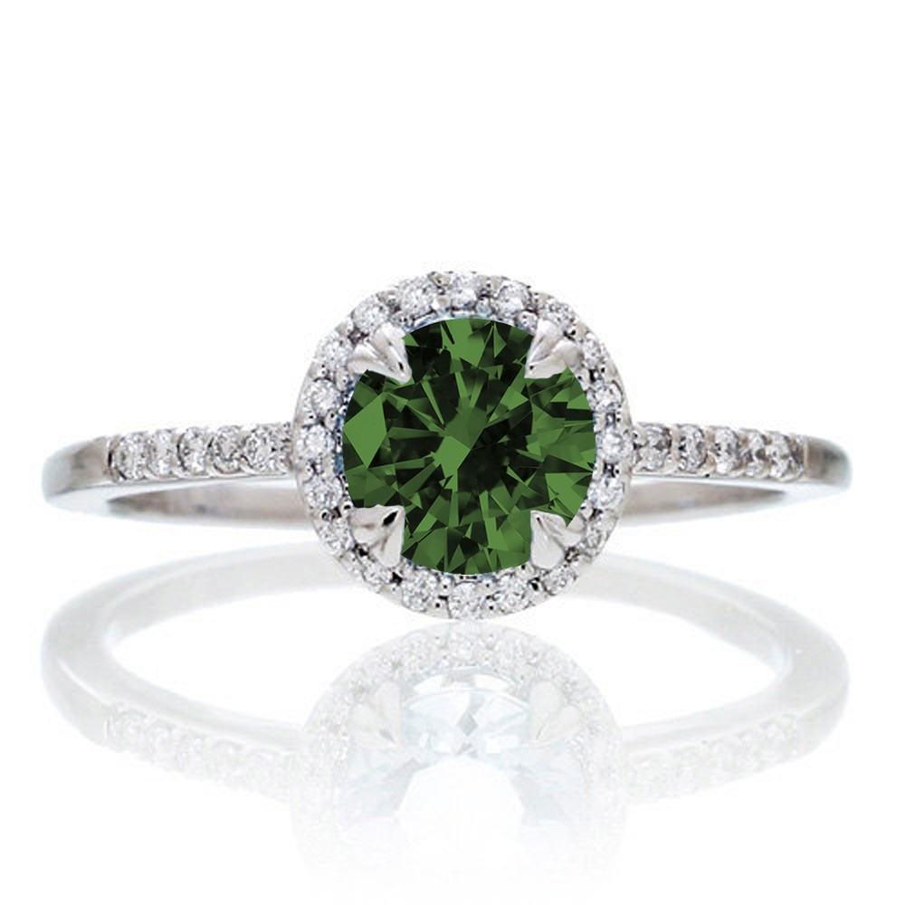 jewellery cut cts products shop rings gemstone emerald plat diamond ring engagement vintage