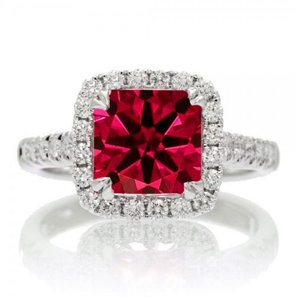 1 carat cushion cut engagement ring  eBay