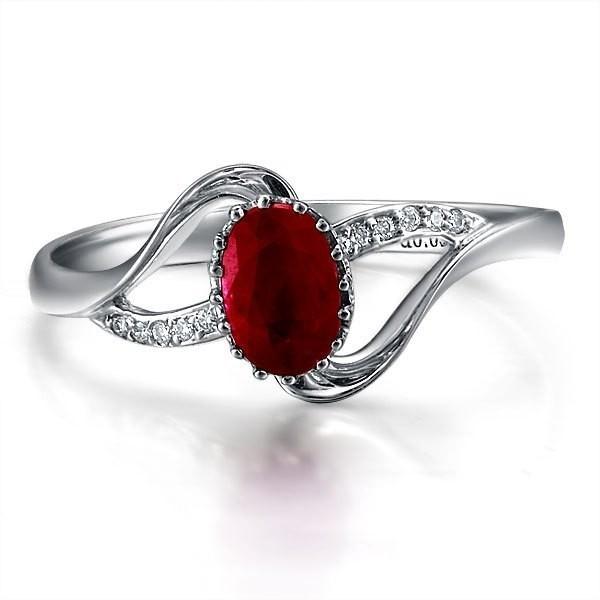 ruby ring ruby ring 18k. Black Bedroom Furniture Sets. Home Design Ideas