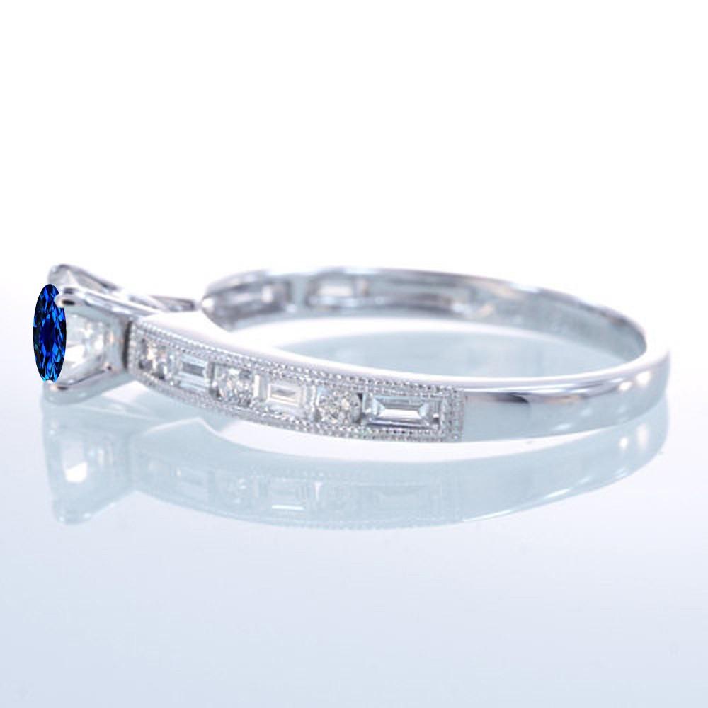 Amazoncom diamond ring 5 carat Clothing Shoes amp Jewelry