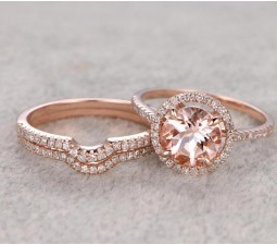 Wedding Ring Sets Bridal Sets Matching Diamond Rings and Bands